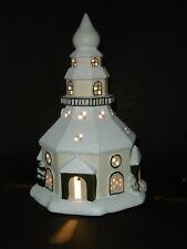 Weihnachtsdeko Weihnachtslichter Keramik Höhe 30 cm sehr schwer