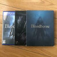 Bloodborne First Limited Edition Sony Computer Entertainment PS4 Game Software