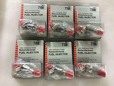 SET OF 6 FORD FUEL INJECTORS FORD-MERCURY 2.9L 3.0L 3.8L 4.9L V6 0280150710