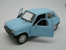 Automodels 1:32 -  WELLY - RENAULT 5 (light blue)