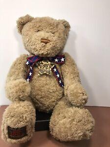 "GUND 2002 24"" Wish Bear 100th Anniversary  Teddy Bear for The May Dept Store EUC"