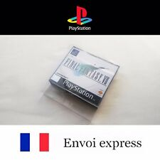 Protection transparente boite BIG BOX PS1 Playstation - boitier case sleeve