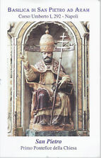 SAN PIETRO - ven. nella Basilica di S. Pietro ad Aram in Napoli - SANTINO AS012