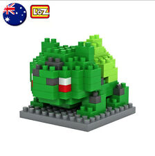 LOZ BLOCK POKEMON BULBASAUR Micro Mini Building Lego Nano Block Nanoblock