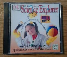 DK My First Amazing Science Explorer CD ROM