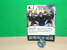 DICE MASTERS MARVEL Age of Ultron Rare - 130 Starhawk