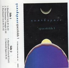 QUARKSPACE Spacefolds 1-3 LOT Gong Floyd Hawkwind CASSETTES 96-97 USA Spacerock