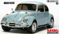 Tamiya 58572 Volkswagen Beetle M-06 RWD - RC Kit + ESC + Stick Radio