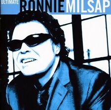 RONNIE MILSAP ULTIMATE REMASTERED CD NEW