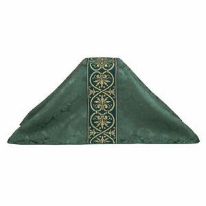 Green Benedictus Chalice Veil