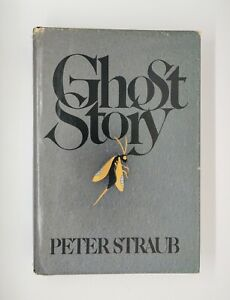 Ghost Story by Peter Straub (1979, Hardcover) 1st Edition Horror