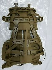 USMC FILBE Suspension System Shoulder Strap Waist Belt Frame Coyote NEW