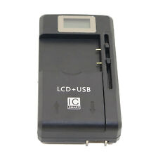 LCD Battery Charger Adapter with USB Port For T-Mobile Galaxy S II SGH-T989