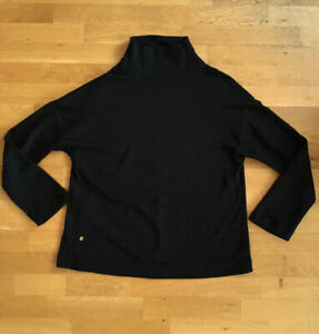 Lululemon Principal Dancer Funnel Neck Sweater Double Merino