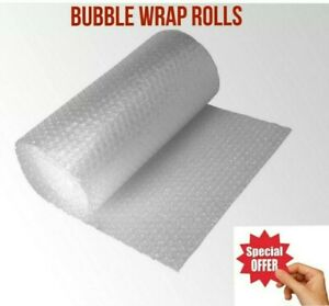 Bubble Wrap Rolls For Commercial Business Home Removals Void Fill Packaging