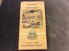 Shell Touring Service - Guide to Victorian Caravan Parks and Camping Grounds