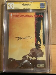 Walking Dead #193 1st Print CGC SS 9.9! MINT! NOT 9.8! Signed by Robert Kirkman
