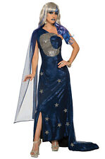 Midnight Moon Maven Womens Adult Fantasy Halloween Costume