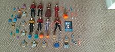 More details for job lot star trek: 1990s figures job lot all.in lovely used condition