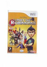 MEET THE ROBINSONS - KIDS CHILDS Wii GAME OF THE FILM / Wii U FAST POST COMPLETE