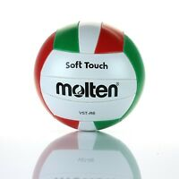 Molten V5T-R6 Series Soft Touch Light Leather School/Club Training Volleyball