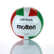 MOLTEN v5t-r6 SERIES SOFT TOUCH LUCE LEATHER scuola / CLUB TRAINING PALLAVOLO