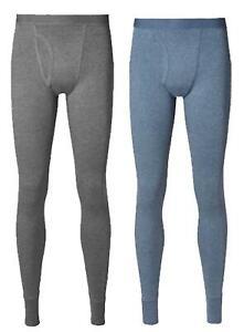 Ex M&S Men's Heatgen Plus Thermal Warm Long Johns pants S M L XL XXL
