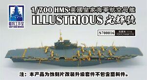 Shipyard 1/700 S700016 Upgrade Parts for Flyhawk HMS Carrier Illustrious