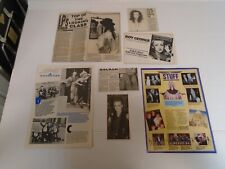 BOY GEORGE - PICTURES, ARTICLES, CUTTINGS/CLIPPINGS - 1983 - 1987