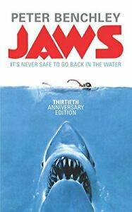 Jaws by Benchley, Peter Paperback Book The Fast Free Shipping