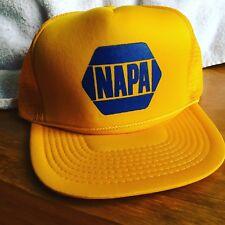 NAPA Vintage Snapback Trucker Hat Cap
