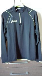 T-shirt manica lunga Asics Sweat Virgo Uomo T263Z6-9082
