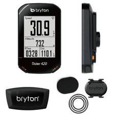 BRYTON Rider 420T ciclocomputer GPS con fascia cardio e sensore di cadenza