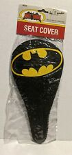 Batman Vintage 80's era Bicycle Seat Cover still in package old mid school bmx