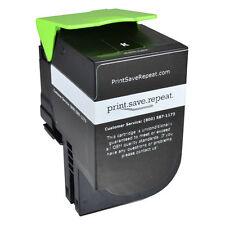 Print.Save.Repeat. Lexmark 801HK Black High Yield Toner Cartridge [4K Pages]