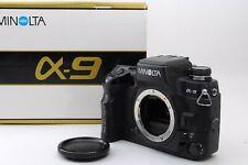 【Exc in Box】  Minolta  Alpha9  a-9  α-9 Maxxum 9 Camera  from  Japan  #28