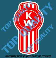 KENWORTH DECAL STICKER GREAT FOR YOUR RIDE RALLY DRIFT MOTORSPORT EDM USDM