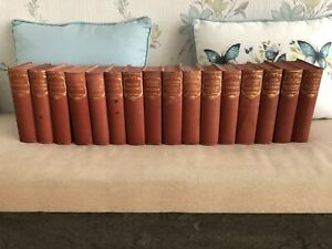 Collection Set of Charles Dickens - 16 books