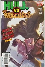 Hulk vs Hercules #1 One-Shot When Titans Collide 2008