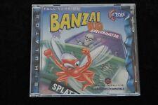 Banzai Bug PC Game Jewel Case