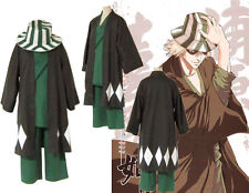 Bleach Urahara Kisuke and Hat cosplay kostüm cosplay kostüm