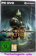 Juegos De PC: Rey Arthur II - The Role-Playing Juego de Guerra, como Nuevo