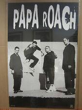 Vintage Papa Roach  American hard rock band Poster 2000  1722