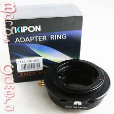 Kipon Tilt & Shift Olympus Om Montaje Para Lentes Sony Nex E Adaptador Nex-6 7 A6000 5r