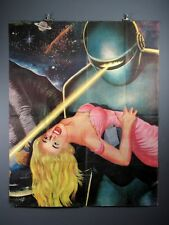The Day The Earth Stood Still, RARE Original 1951 Vintage Poster 6-Sheet Section