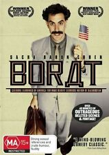 Borat (Sacha Baron Cohen) DVD **BRAND NEW / SEALED** (Region 4)