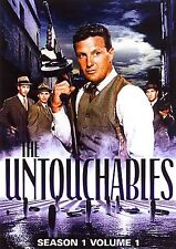The Untouchables - Season 1: Volume 1 (DVD, 2007, 4-Disc Set)
