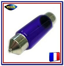 "1 Ampoule Vega® ""Day Light"" couleur xénon navette C5W C10W 36 mm sv8.5 12844 12V"