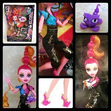 BNIB Monster High 13 Wishes Gigi Grant Genie Doll HTF