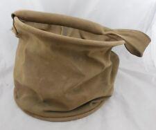 WWII US Army Canvas Bucket